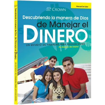 Discovering God's Way of Handling Money Teen Leader Guide - Spanish