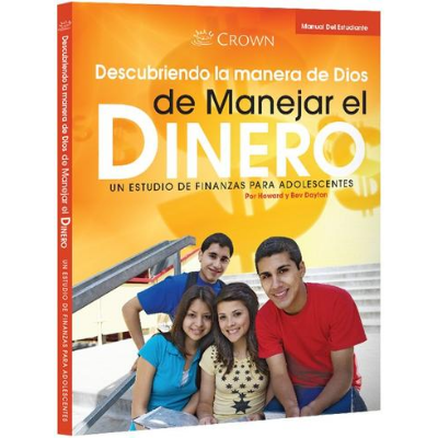 Discovering God's Way of Handling Money Teen Study Manual - Spanish