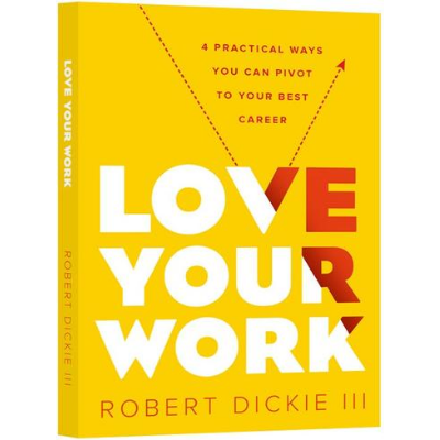Love Your Work Book Image