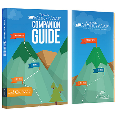 Crown Money Map® and Companion Guide Bundle